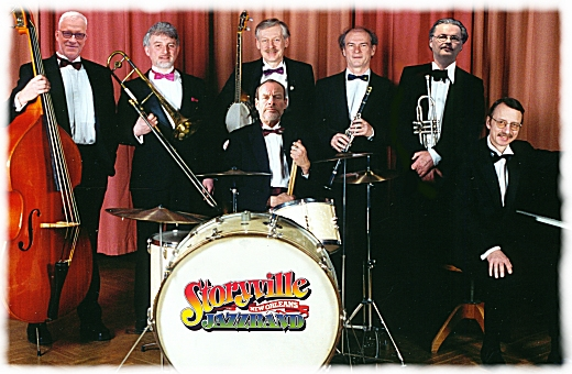 Storyville New Orleans Jazzband